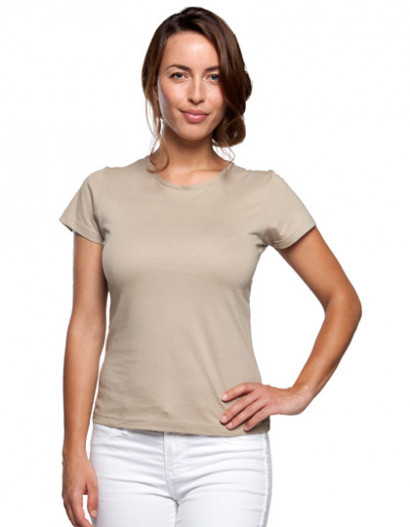 "T-Shirt ""Organic Cotton Women"" Sol´s"