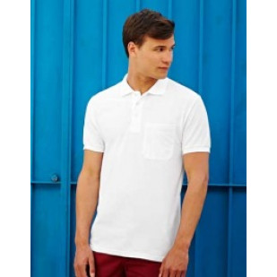"Polo-Shirt ""65/35 Pocket"" Fruit of the Loom"