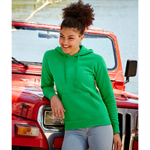 "Hoodie ""Classic Lady-Fit Hooded Sweat"" Fruit of the Loom"