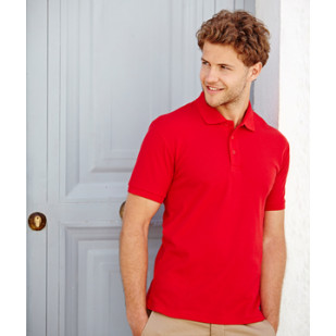 "Polo-Shirt ""Heavy Piqué"" Fruit of the Loom"