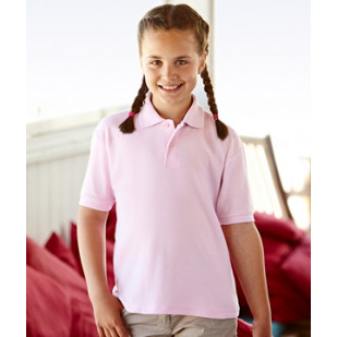 """Kids 65/35 Piqué"" Polo-Shirt"